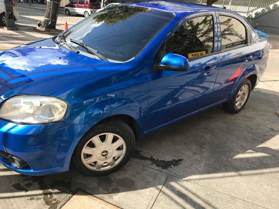 Chevrolet Aveo Sedan 4 Puertas