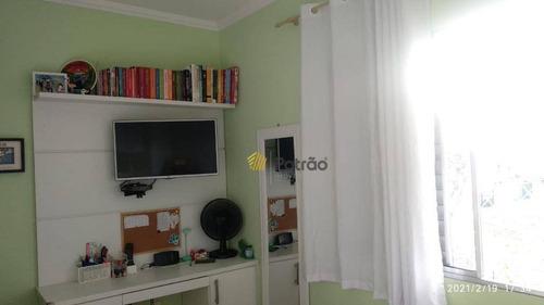 Imagem 1 de 7 de Apartamento Com 2 Dormitórios À Venda, 70 M² Por R$ 250.000,00 - Planalto - São Bernardo Do Campo/sp - Ap3074