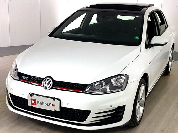 Volkswagen Golf 2.0 Tsi Gti 16v Turbo Gasolina 4p Automá...