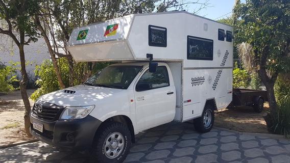 Toyota Hylux Motorhome