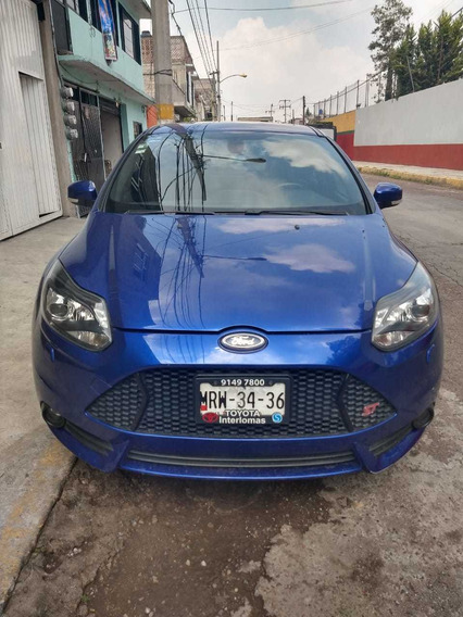 Ford Focus 2.0 St L4 T At 2014