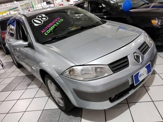 Renault Megane 2.0 Dynamique Sedan 16v