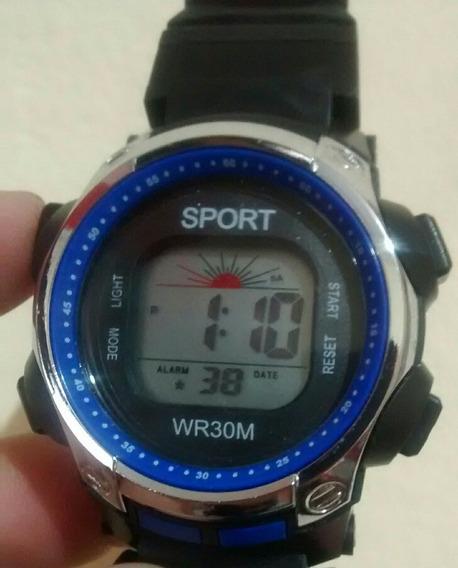 Relógio Sport Moderno Bonito E Barato