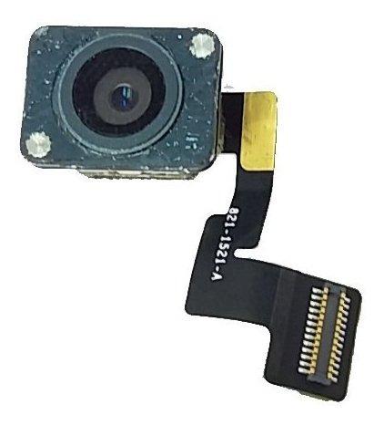 Camera Traseira Aro Cor Chumbo Apple iPad Mini A1432 - Original
