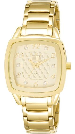 Relógio Feminino Dumont Original Com Garantia E Nota Fiscal