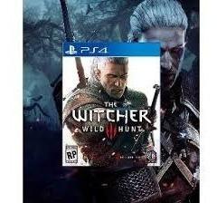 The Witcher Psn Ps4 Original 02