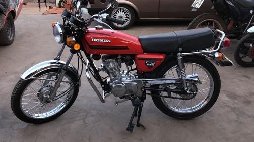 Imagem 1 de 2 de Honda Cg