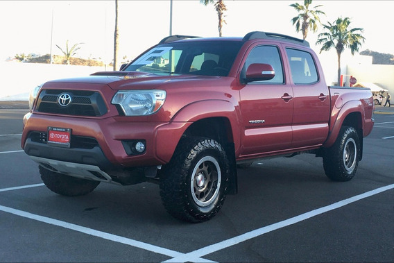 Toyota Tacoma Trd Sport 4x2 2012