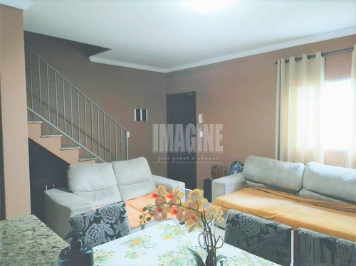 Sobrado Em Condomínio Em Itaquera Com 2 Dorms, 1 Vaga, 67m² - So0920
