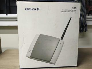 Planta Celular Gsm Ericsson G36 Usada