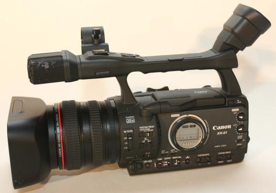 Filmadora - Canon Xha1 - Hdv