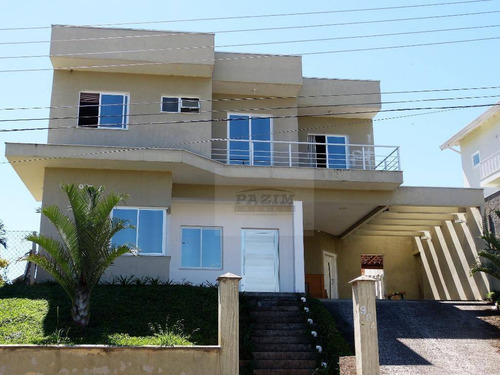 Casa Com 4 Dormitórios À Venda, 214 M² - Condomínio Vila Hípica Ii - Vinhedo/sp - Ca4295