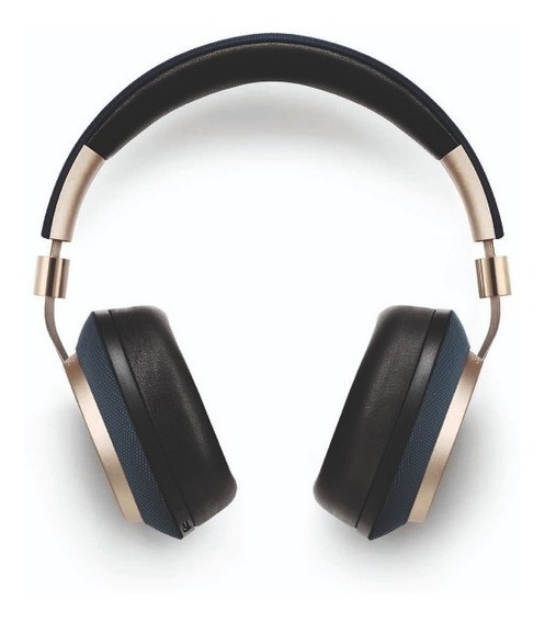 Som Maior - Bowers-wilkins Fone P-x - Bluetooth, (22hs) Gold