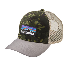 Gorro Patagonia Logo Trucker Hat Bcdg