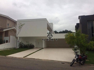 Casa Com 4 Suites À Venda, 493 M² No Residencial Villa Solaia - Alphaville - Sp - Ca0265