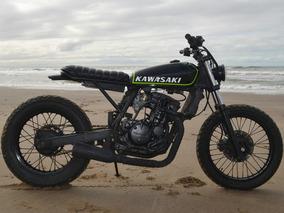 Kawasaki Klr 250 Scrambler Tracker Cafe Racer