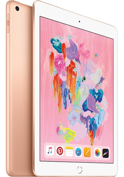 iPad 6th Geracao Garantia 13-11-19 Rosegold 128gb 9,7 Pol.