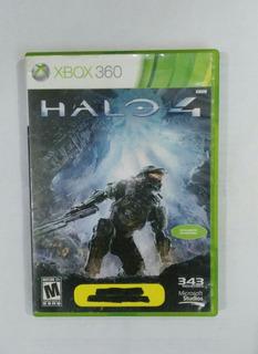 Disco Xbox 360 Halo 4