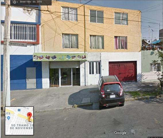 Local Uso De Suelo Comercial A Media Cuadra Metro Eduardo Mo