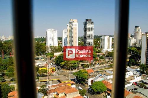 Apartamento À Venda, 88 M² Por R$ 694.988,00 - Chácara Santo Antônio (zona Sul) - São Paulo/sp - Ap24465