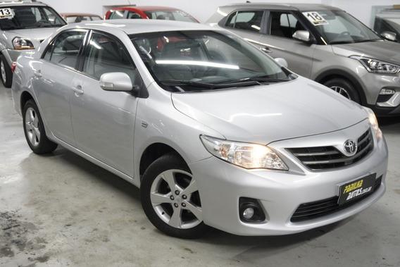 Toyota Corolla Xei 2.0 Prata 2012