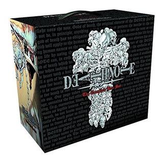 Colección Manga De La Serie Death Note Vol. 1-12