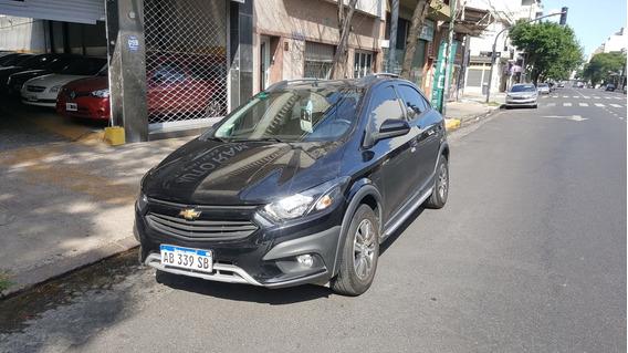 Chevrolet Onix 1.4 N Activ Color Negro Permuto Financio