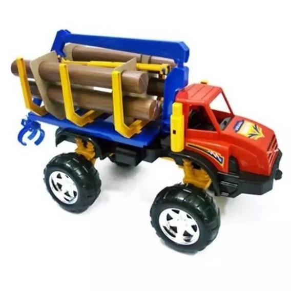 Caminhão Truck Tora 40 Cm - Usual Brinquedos