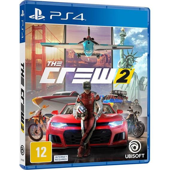 The Crew 2 (mídia Física 100% Pt-br) - Ps4