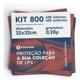 400+400 Plastico Externo 0.20 + Interno Lp + Capa = 800