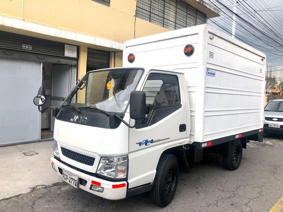 Camión Jmc 1.75 Ton, 2015,furgon Reforzado Cerrado Cavimar