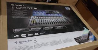 Presonus Studio Live 16 Serie 3 Stock