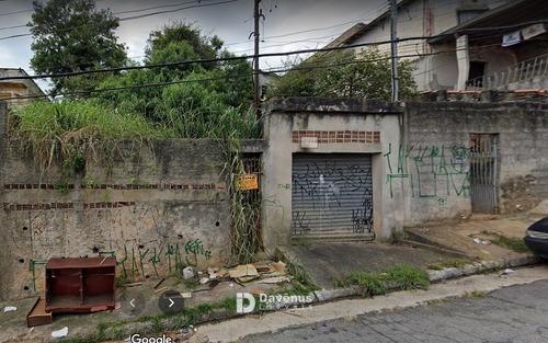 Terreno Brasilândia Ó Sp Zn - 5183-1