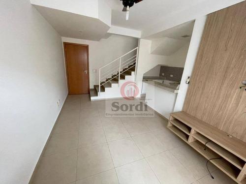 Apartamento À Venda, 60 M² Por R$ 210.000,00 - Residencial Flórida - Ribeirão Preto/sp - Ap3489