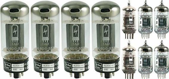 Amplificador Vacuum Tube Set Fender Quad Reverb Tube Amp D ®