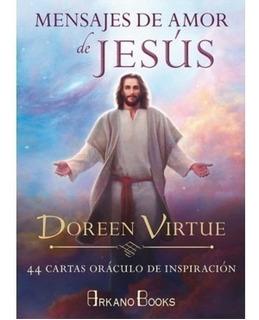 Mensajes De Amor De Jesús 44 Cartas + Guía - Doreen Virtue