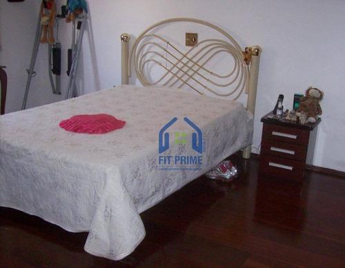 Casa Com 6 Dormitórios À Venda Por R$ 850.000 - Vila Maria - São José Do Rio Preto/sp - Ca0649