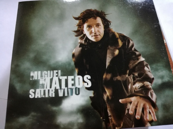 Miguel Mateos - Salir Vivo 2 Discos