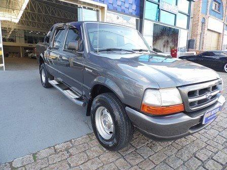 Ford Ranger 2.5 Xlt 4x2 Cd 8v Gasolina 4p Manual