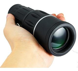 Monocular Hd Compacto 16x52 Camping Caza Binocular Dual