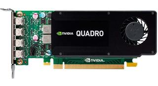 Tarjeta De Video Nvidia Pny Quadro K1200 4gb Ddr5 Diseño