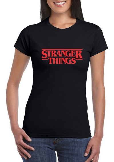 Playera Blusa Stranger Things 3