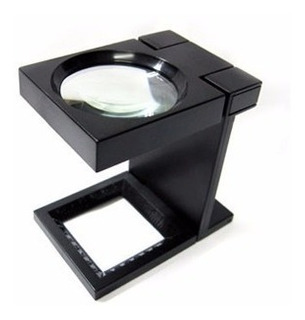 Lupa Cuenta Hilo Magnifier 25mm X5