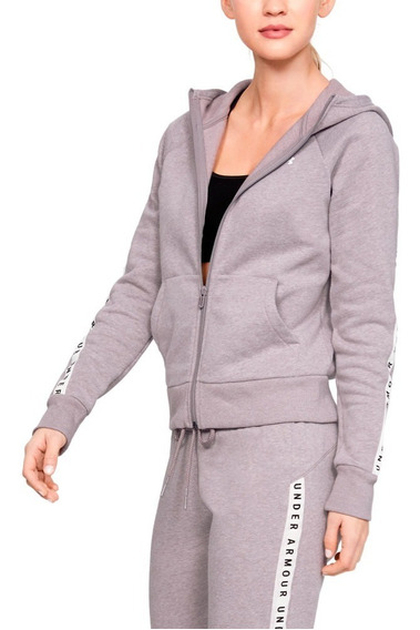 Campera Under Armour Taped Mujer
