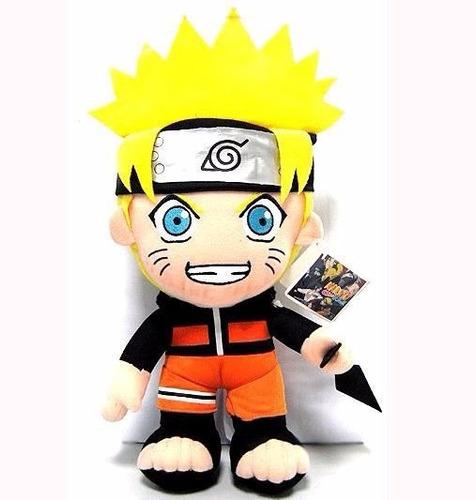 Imagen 1 de 1 de Naruto Peluche Anime 32 Cm.