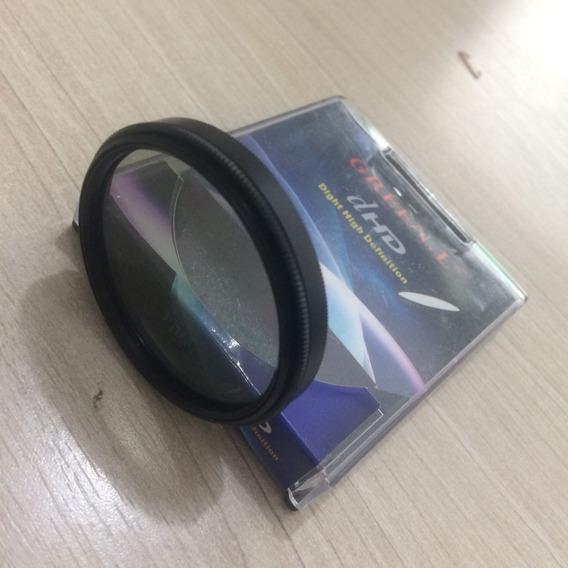 Filtro 49mm Cpl Green L Dhd Polarizador