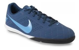 Tênis Futsal Nike Beco Azul 646433