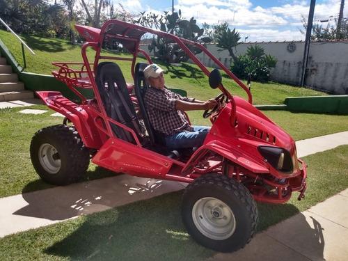 Bugue Buggy & Cia 150cc, 2 Pass, Impecável Em Pinhalzinho-sp