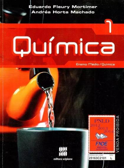 Quimica Vol 1 Ensino Médio Eduardo Fleury Mortimer