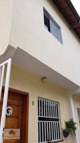 Imagem 1 de 24 de Sobrado Com 2 Dormitórios À Venda, 61 M² Por R$ 340.000,00 - Vila Esperança - São Paulo/sp - So0123